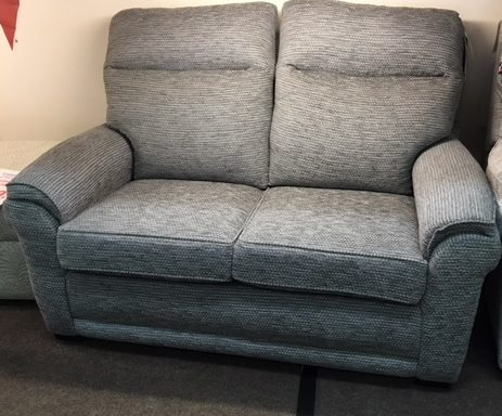 Ex-Display Alstons Two Seat Fixed Sofa