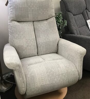 Ex-Display – Ikon Orion Manual Swivel Recliner Chair